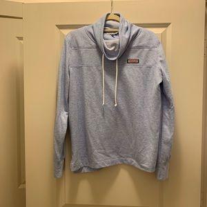 Vineyard Vines cowl-neck sweatshirt size L